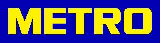 Förderer und Sponsor: Metro
